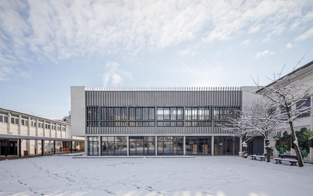 Lycée professionnel Aristide Briand | Le Blanc-Mesnil