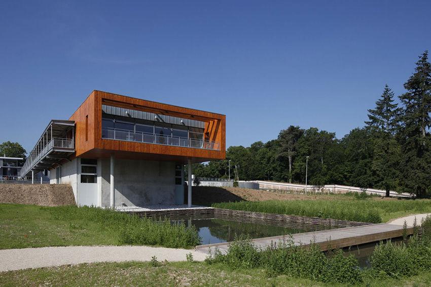 Station d'épuration - Orléans la Source