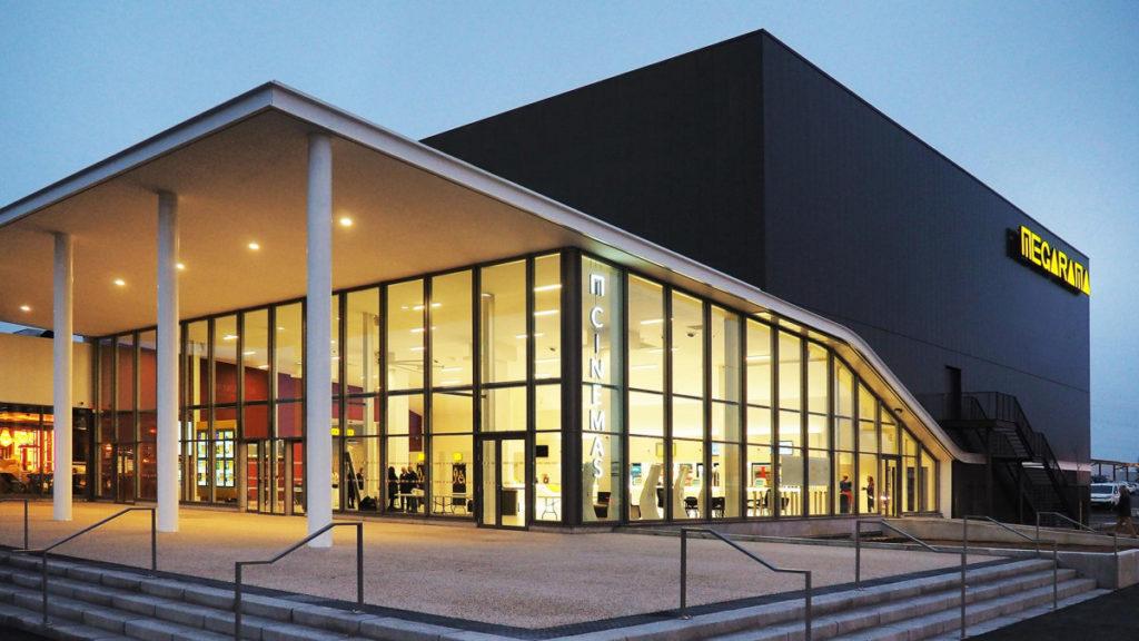 Cinéma Mégarama à Chalon sur saône